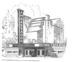 Ambassador Theatre Baltimore
