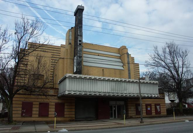 Ambassador Theater Baltimore