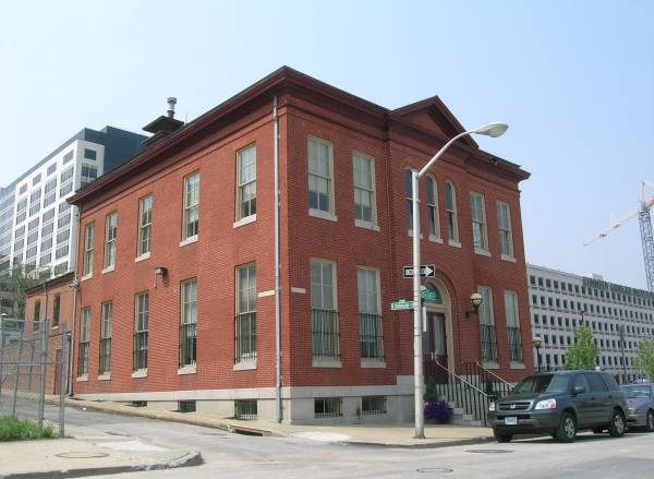 Baltimore's Northeastern Police Station