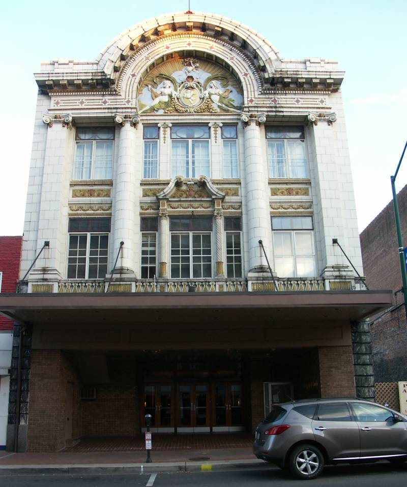 Colonial Theatre , Hagerstown Maryland 2012