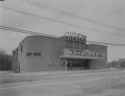 1940's               photo , Cheverly Theatre, Maryland