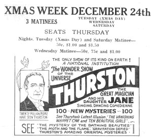 Thurston The Magician