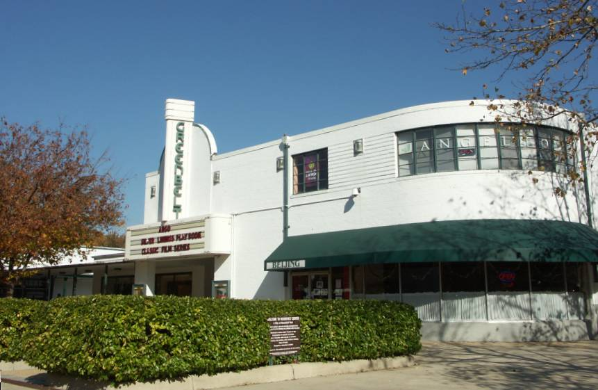 Greenbelt Theatre , Greenbelt Maryland