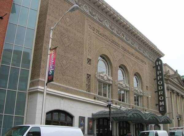 Hippodrome Theatre Baltimore