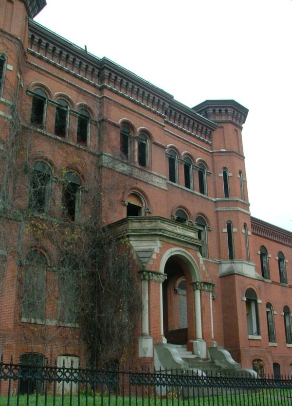 West Baltimore               general Hospital, Baltimore