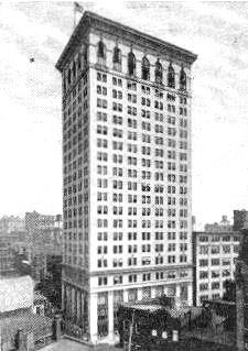 WBAL 1927 Lexington Building