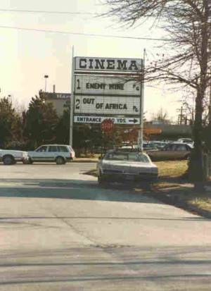 Hardundale Mall Theatre in Anne Arundel County Maryland.The first ...