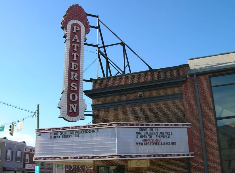 Patterson Theater Baltimore