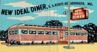 Ideal Diner Aberdeen Maryland