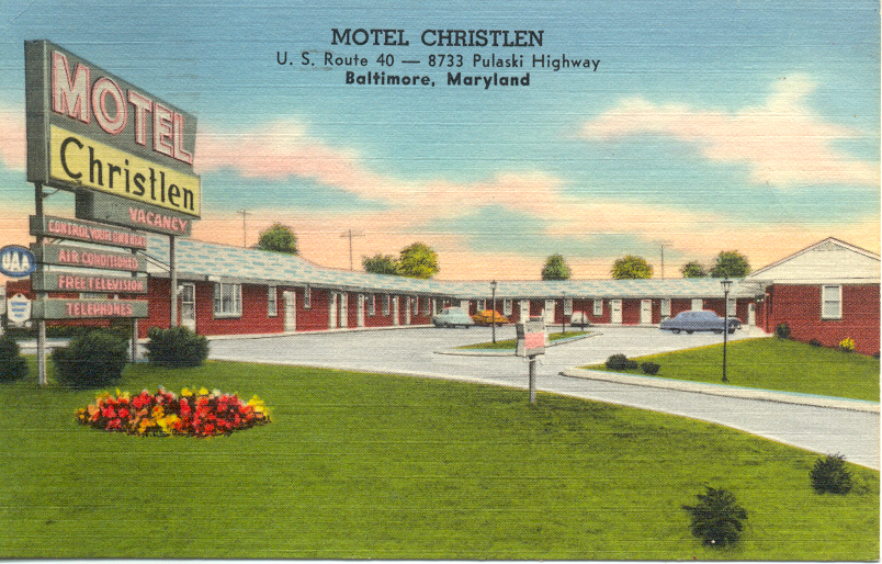 Motel Christlen Motel Baltimore Maryland