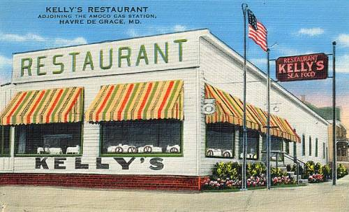 Kelly's Restaurant Havre de Grace Maryland