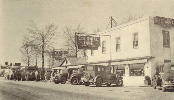 Colonial               Inne Aberdeen Maryland