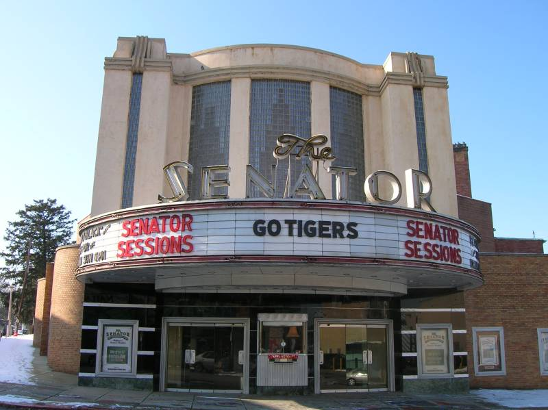 Baltimore's Senator Theatre