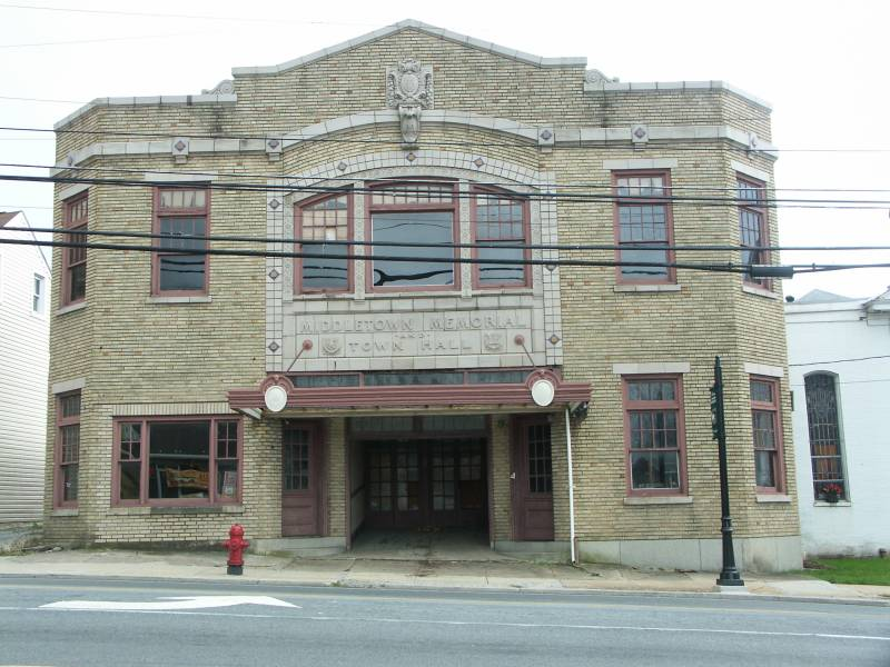 Middletown               Maryland Movie House, Theatre