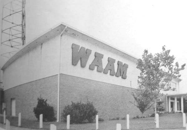 WAAM TV Baltimore