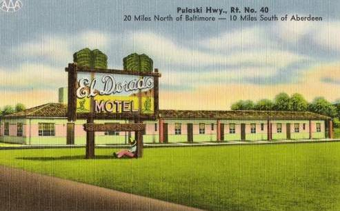 El Dorado Motel Maryland