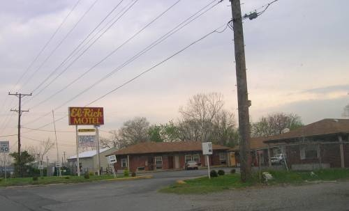 El                 Rich Motel Pulaski Highway Baltimore Maryland
