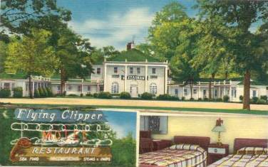 Flying Clipper Motel Aberdeen MAryland