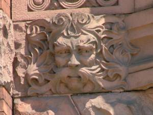stone face                 guilford avenue baltimore