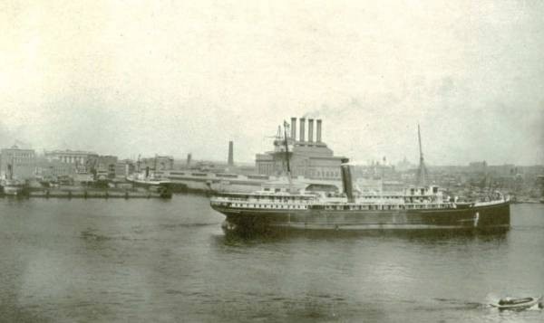 Baltimore Harbor               1912
