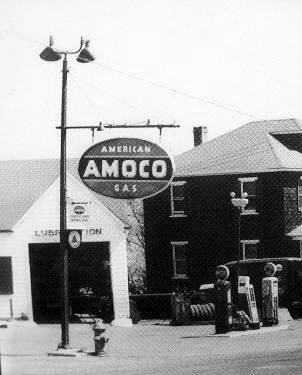 old Amoco Gas Station, Baltimore